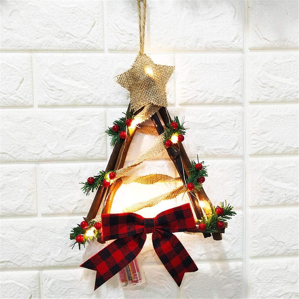 2017 Christmas Hanging Snowman Doll Xmas Festival Decoration Ornaments Pendant
