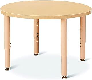 "product image for Jonti-Craft 6262JCP251 PurposePlus Round Tables, 36"" Diameter"
