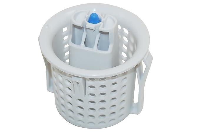 Filtro de pelusa para lavadora Electrolux, Ikea, Zanussi. Número ...