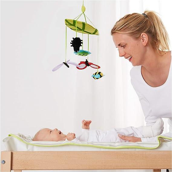 IKEA.. 501.975.89 Sniglar - Mesa cambiadora, Color Beige y Blanco: Amazon.es: Hogar