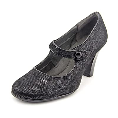 Aerosoles Womens Role with it Closed Toe Mary Jane Pumps