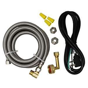 Appliance Pros PM28X329 Compatible Universal Dishwasher Installation Kit
