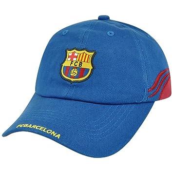 FC Barcelona Barca La Liga Rhinox España Espana Soccer Futbol Clip hebilla sombrero gorra: Amazon.es: Deportes y aire libre