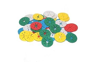 Odymiles sockensammler 40 stück sockenclips je 5 in einer farbe