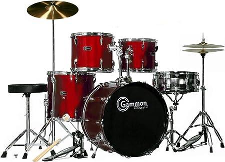 Gammon 5-Piece Drum Set