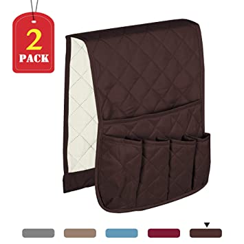 Amazon Com H Versailtex 5 Pockets Space Saver Organizer With Anti