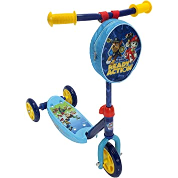 Amazon.com: scooter 3 ruedas Kick para niños Nick Jr Riding ...