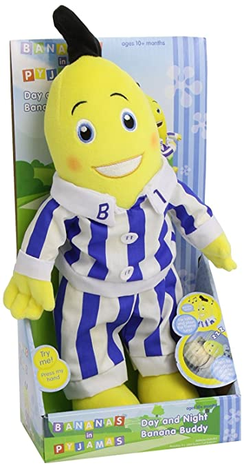 Bananas in Pyjamas Day and Night Banana Buddy B1