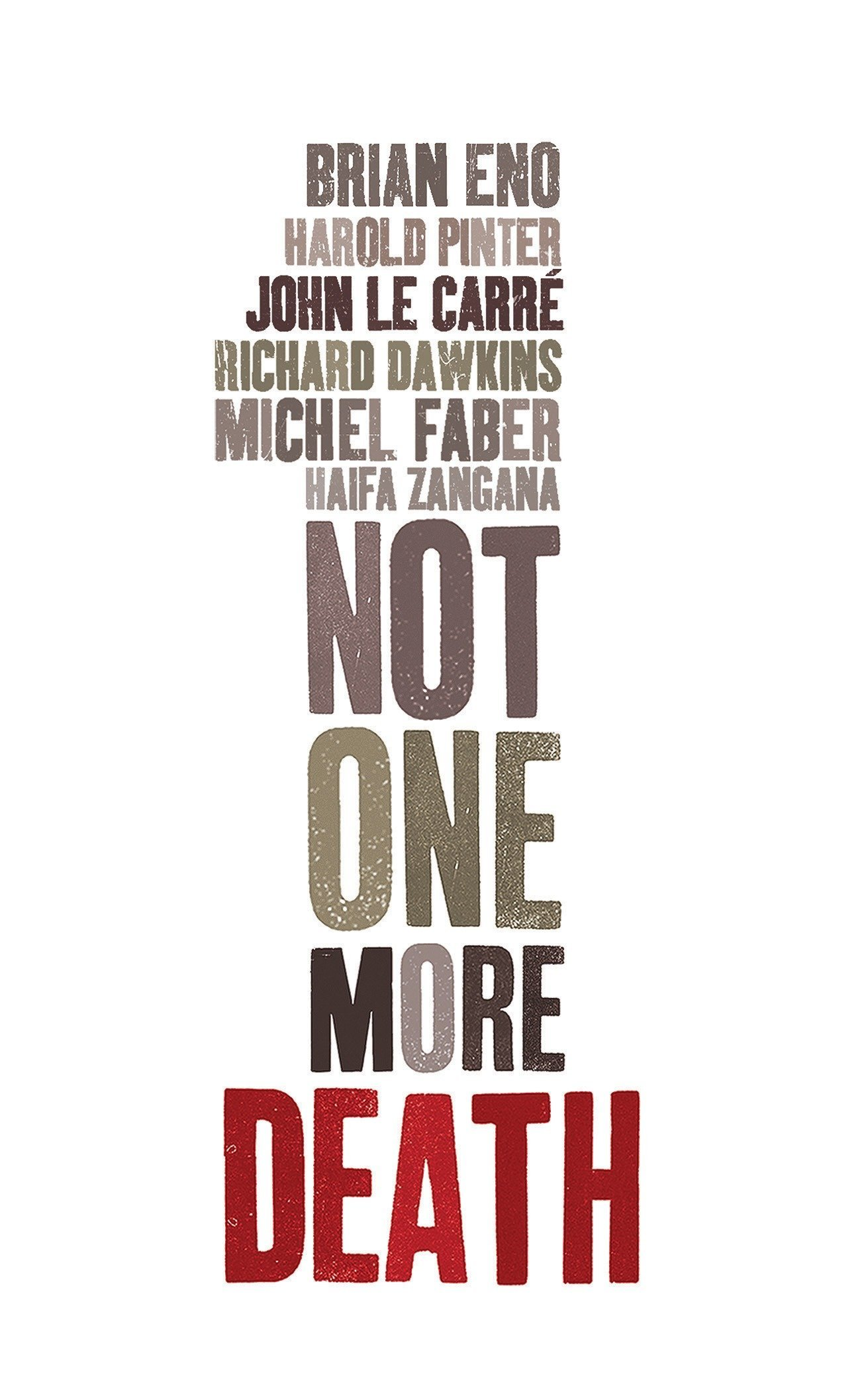 Read Online Not One More Death pdf