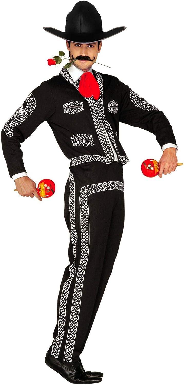 WIDMANN Desconocido Disfraz de Mariachi Adulto