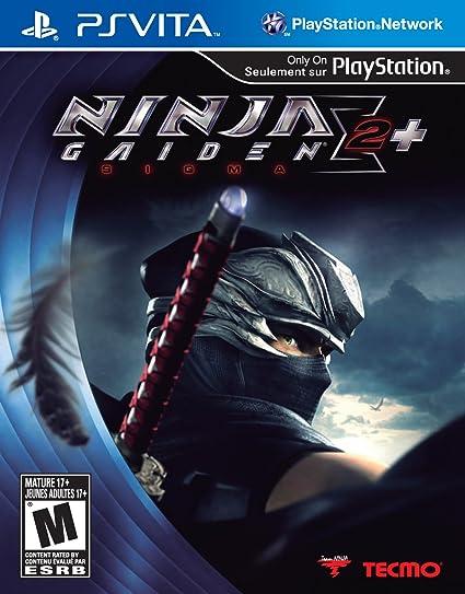Tecmo Koei Ninja Gaiden Sigma 2 Plus, PS Vita Básico ...