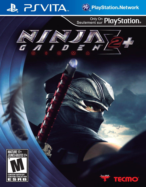 Ninja Gaiden Sigma 2 Plus - PlayStation Vita