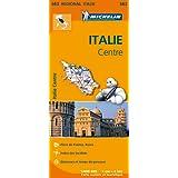 Carte Italie Centre Michelin
