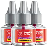 Goodknight Power Activ+ Refill, Lavender Fragrance (Pack of 3)