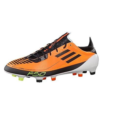 Adidas F50 ADIZERO PRIME FG Scarpe da Calcio Arancione Nero
