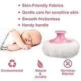 Fluffy Powder Puff, Baby Body Cosmetic Powder