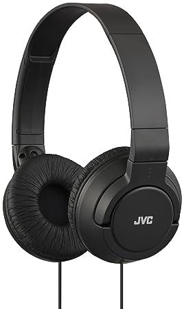 Jvc Ha S180 E Casque Supra Aural Léger Noir Amazonfr High Tech