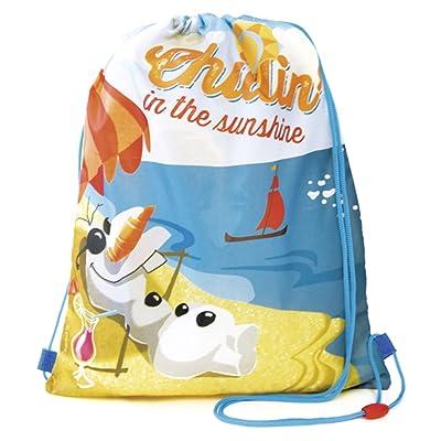 chic Disney Frozen Olaf Trainer / Gym Bag