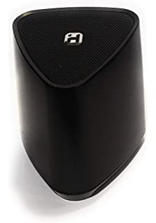 2 x iHome iHM89 Mini Portable Rechargeable Speakers For iPhone MP3 LED Black