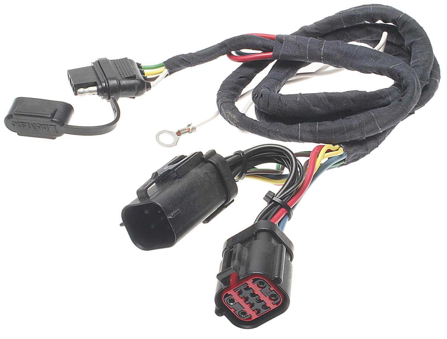 ACDelco TC241 Professional Inline to Trailer Wiring Harness Connector TC241-ACD