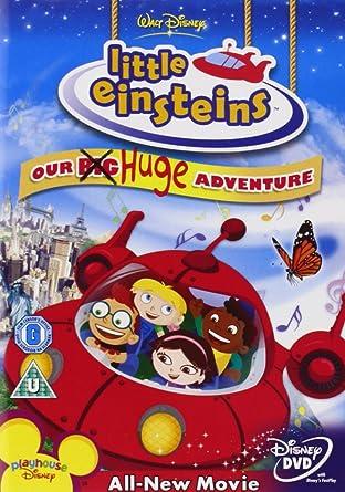 Little Einsteins Our Huge Adventure Uk Import Amazonde Little