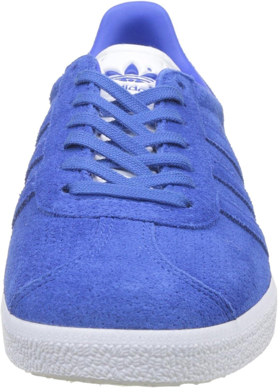 adidas Gazelle Low-Top, uniseks, volwassenen, blauw, 37 1/3 EU Blauwe Dormet