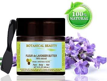 Lavendelbutter 100 Natürlich 100 Reine Pflanzenextrakte Premium