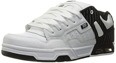 DVS Shoes Herren Enduro Heir Low Top Weiß (White Black
