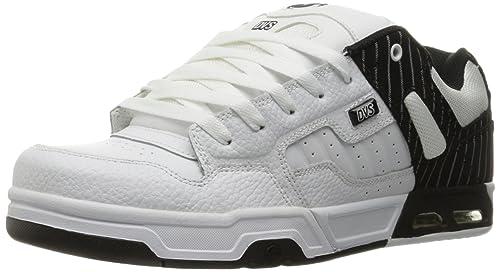 DVS Schuhes Herren Enduro Heir Niedrig Niedrig Heir Top, Weiß (Weiß schwarz Pinstripe ... c49830