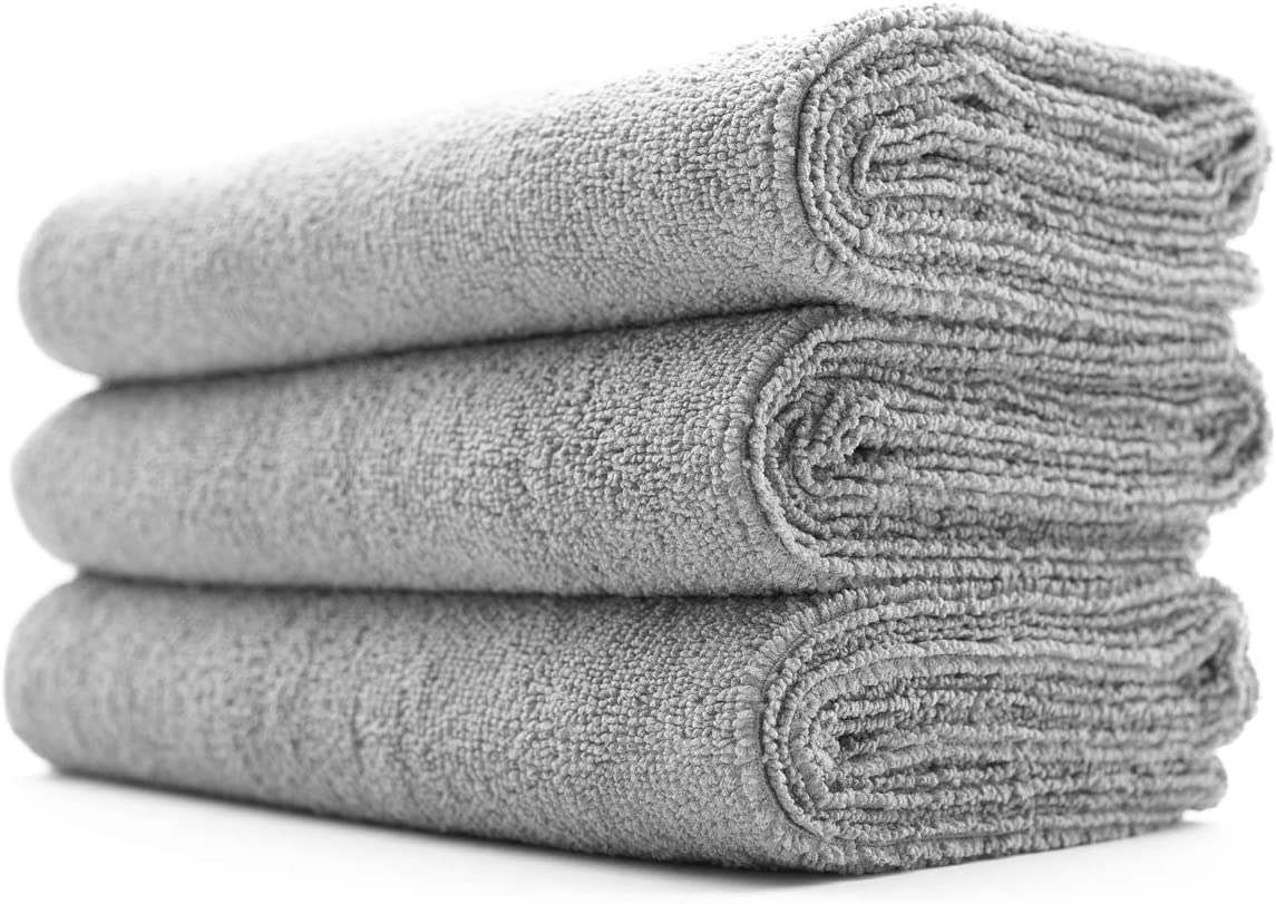 Amazon.com: The Rag Company (3-Pack) 16 in. x 27 in. Sport, Gym ...