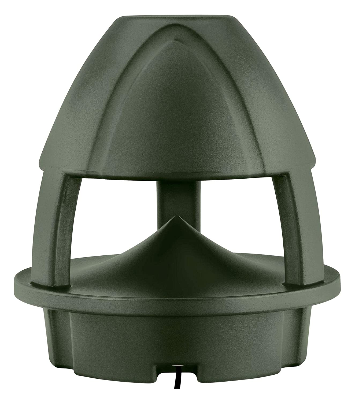 Woofer 30 mm 1,2 Pronomic HLS-560 GR 360/° Gartenlautsprecher 2-Wege, Outdoor Lautsprecher Box, 5,25 133 mm gr/ün Tweeter, UV-resistent, wasserdicht, 60//120//240 Watt RMS//Musikleistung//Peak