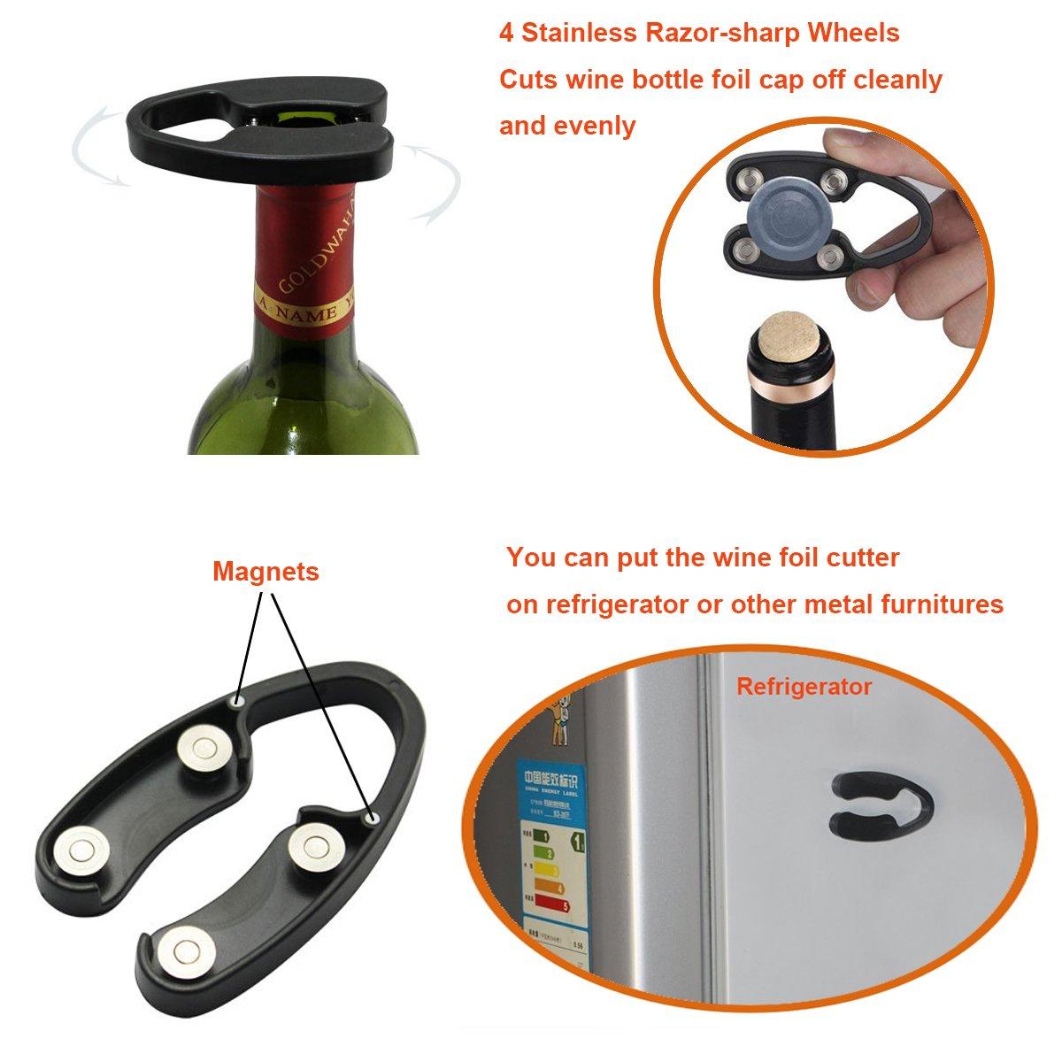A/érateur de Vin Bec Verseur A/érateur de Vin Decanter Pic Vin Bec Verseur A/ération Bec Verseur pour vins Rouges et Blancs