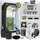 TheBudGrower Complete Turn Key Indoor Grow Kit, Just Add Water Perfect for Beginners
