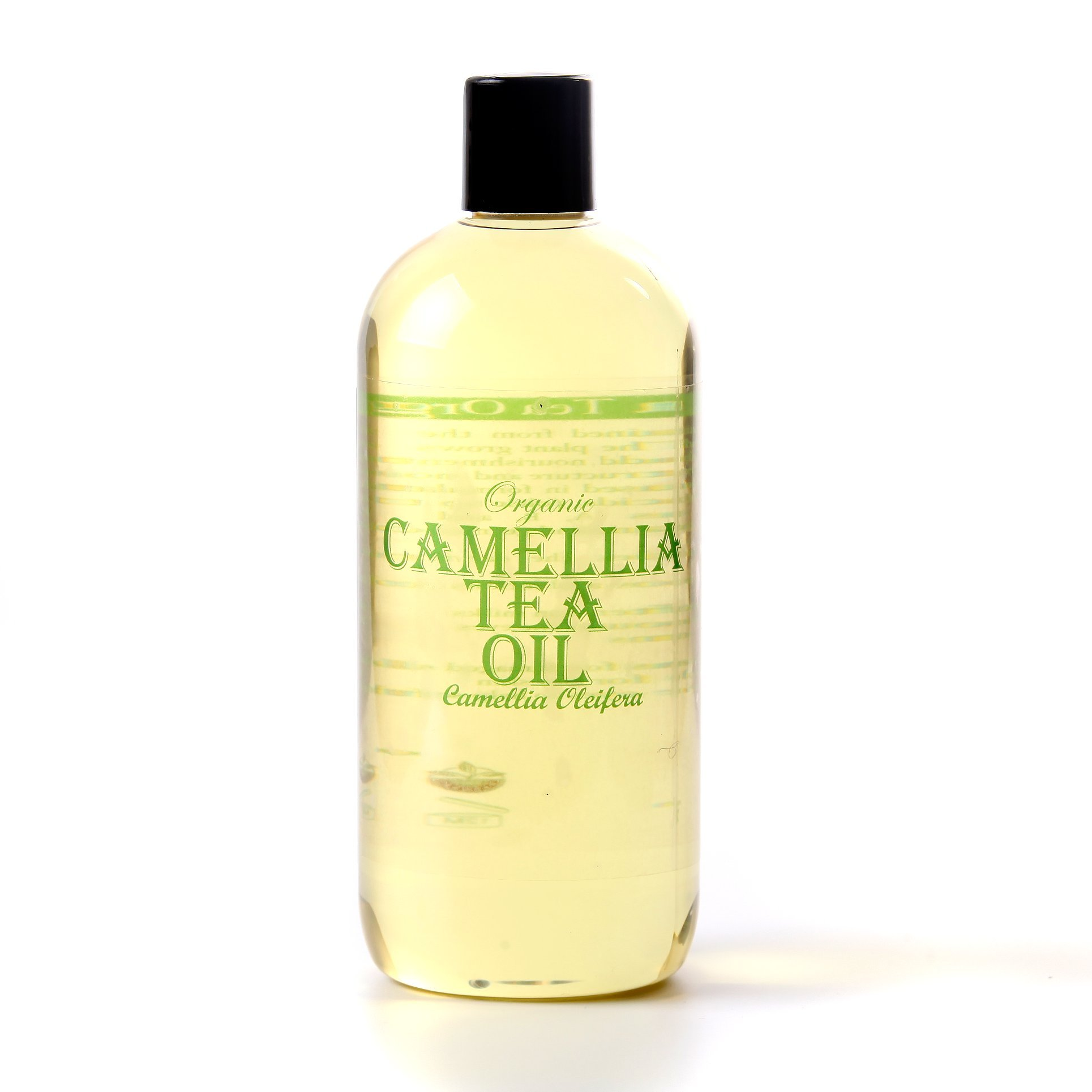 Mystic Moments | Camellia Tea Organic Carrier Oil - 500ml - 100% Pure