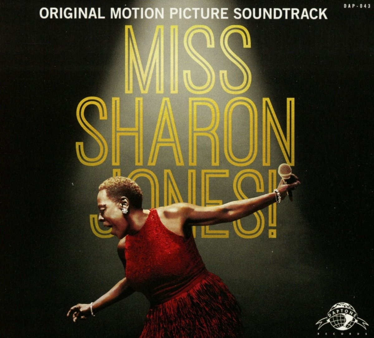 Sharon Jones & The Dap Kings - Miss Sharon Jones! O.S.T. - Amazon ...