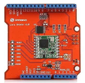 Dragino 868MHz V95 Lora Long Range Rf Wireless Arduino