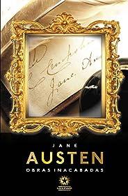 Obras inacabadas: Unfinished novels (Edição Bilíngue) (English Edition)