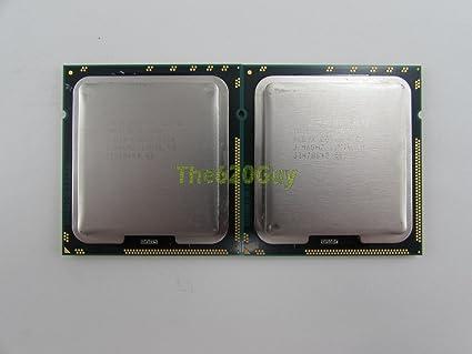 Amazon com: Lot of 2 Intel Xeon X5690 3 46GHGz SLBVX Socket