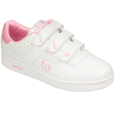 Sergio Tacchini Girls Junior Girls Addorium Twinkle in white