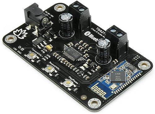 TSA2110A – 2 x 8 Watt Class D Bluetooth 4.0 Audio Amplifier Board