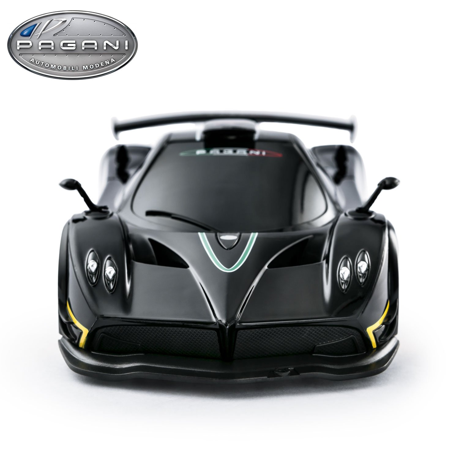 Pagani Zonda R Electric RC Remote Control Car Kids Toys For Boys Girls    1:24 Black 40Mhz RTR: Amazon.co.uk: Toys U0026 Games