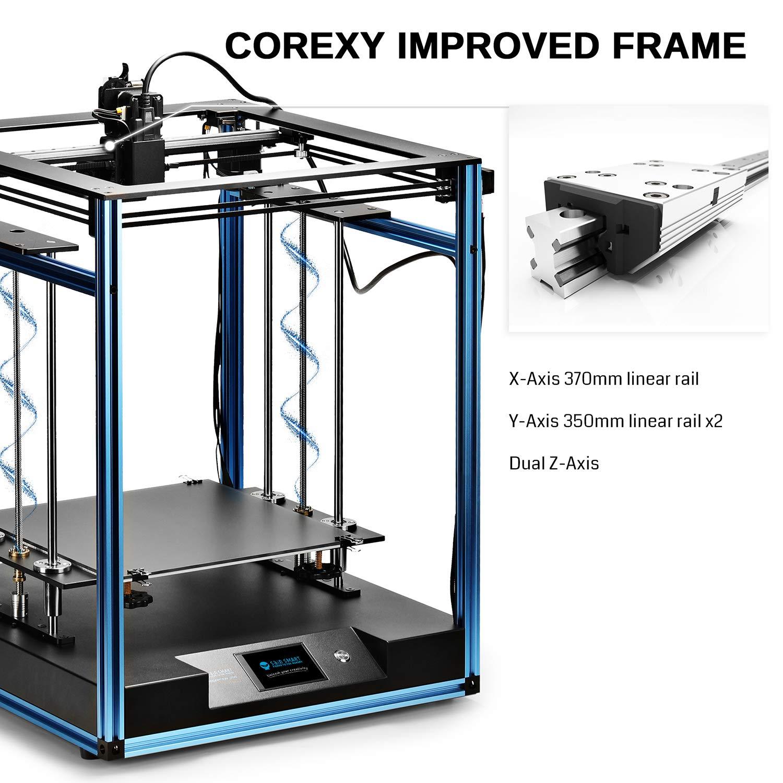 SainSmart Coreception CoreXY Impresora 3D, eje Z doble, modo de ...