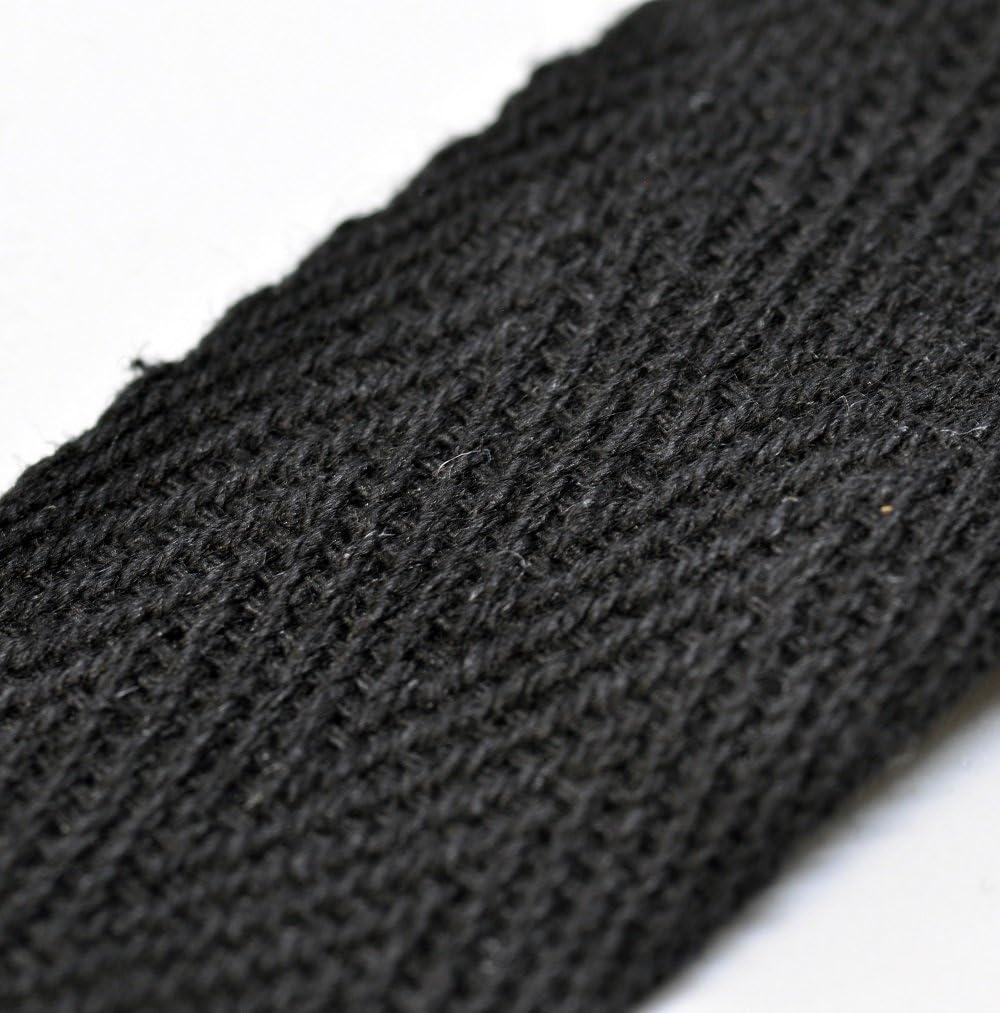 QIANF Twill Tape Ribbon 100/% Cotton White 1//2 Inch Wide 50 Yard Roll Herringbone Tape 1//2 Inch-50Yard, White