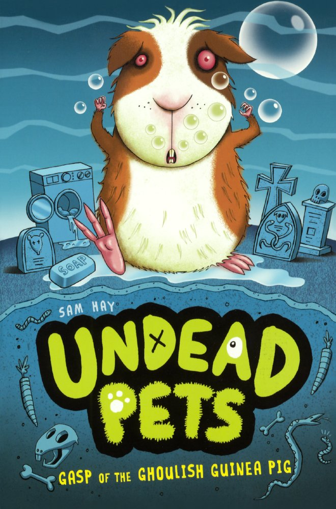 Gasp Of The Ghoulish Guinea Pig (Turtleback School & Library Binding Edition) (Undead Pets) pdf