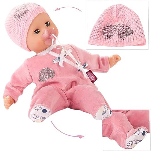 Amazon.com: Gotz Muffin Hedgehog - Muñeca de bebé de 13.0 in ...