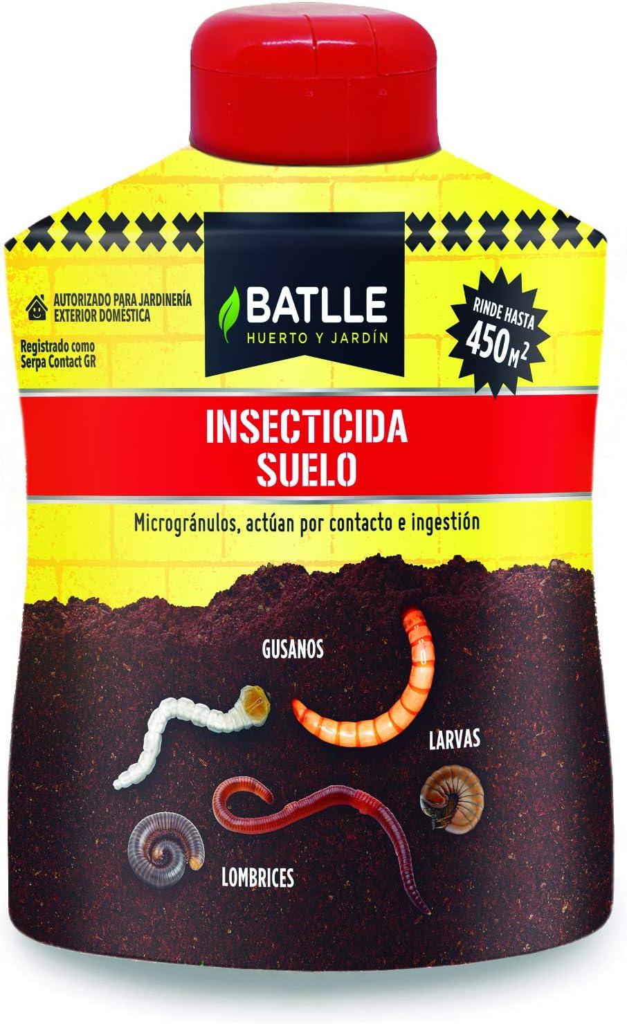 Fitosanitarios - Insecticida Suelo - Batlle: Amazon.es: Jardín