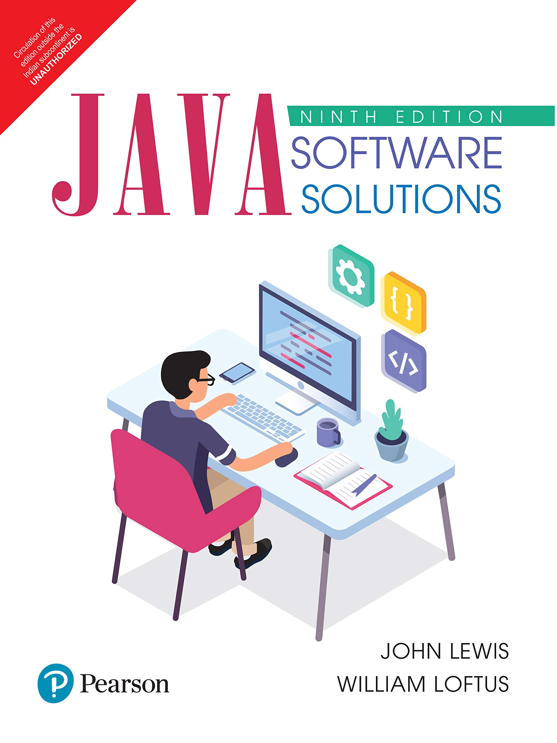 Java Software Solutions   Java Programming   Ninth Edition   By Pearson