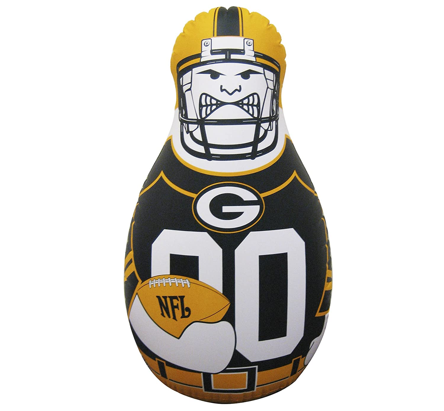 NFL NFL Tackle Buddy Inflatable Tackle Punching Bags Buddy B001H7LP4A, Unique&Basic【UBASIC】:d56d5dcb --- capela.dominiotemporario.com
