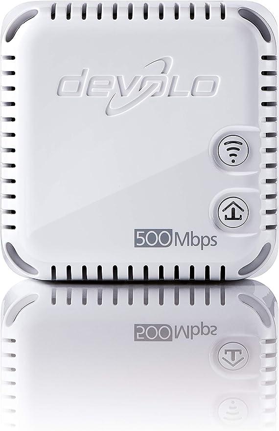 DdLAN 500 WiFi - Repetidor de Red W-Fi (Importado)