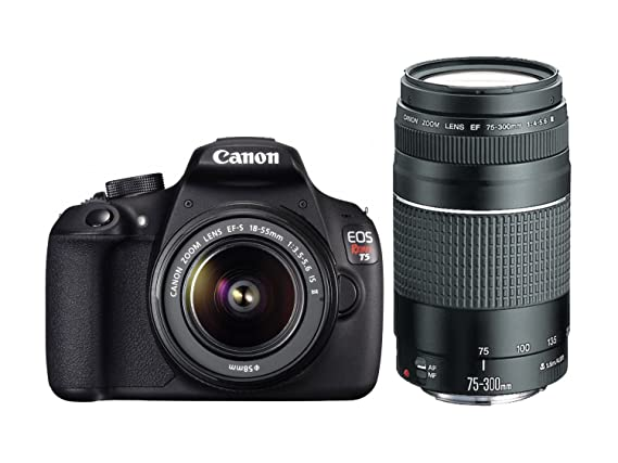 Review Canon EOS Rebel T5